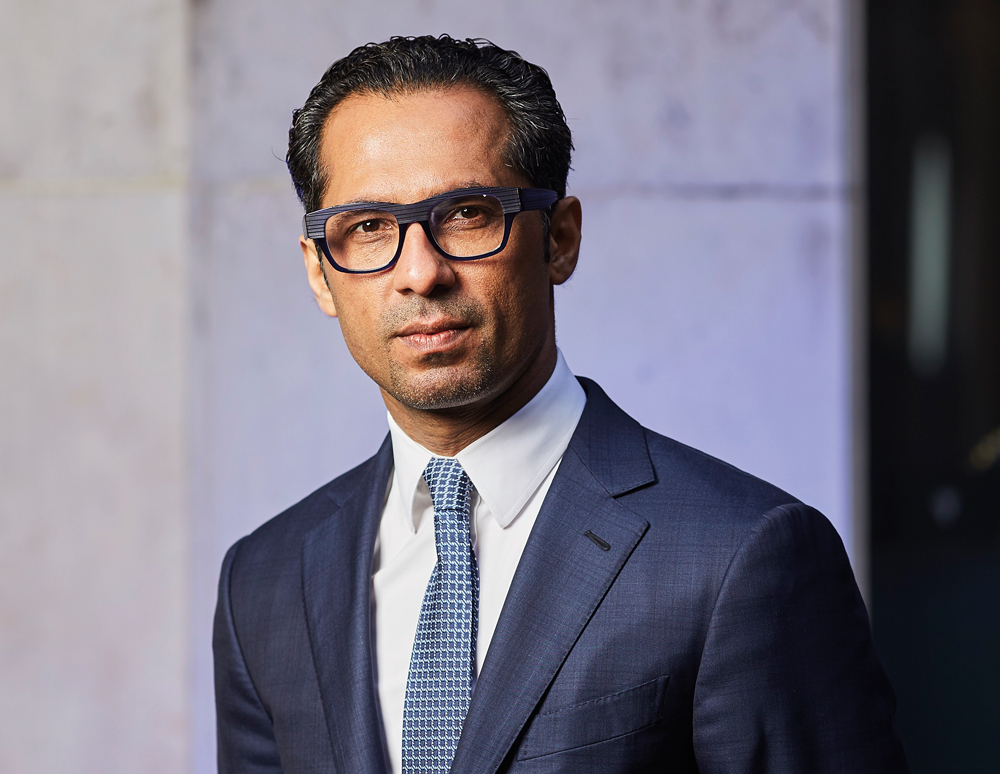 "Mohammed ""Mo"" Dewji, 42, is hailed as Africa's youngest billionaire, worth $1.3 billion. He offers his entrepreneurial advice and positive views on life to almost half a million Twitter followers"