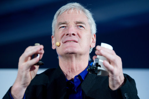 James Dyson - Ph: Press Association