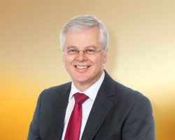 Geoff Cook, chief executive of Jersey Finance