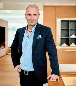 Robert Buchbauer is the consolidated fifth-generation family principal of Swarovski