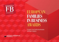 European Families in Business Awards - top 25 family businesses and leaders