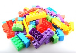 The little plastic bricks that built a global toy empire